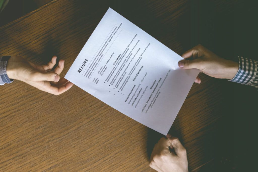 10 tips to get your CV noticed