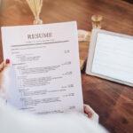 Create a graduate CV