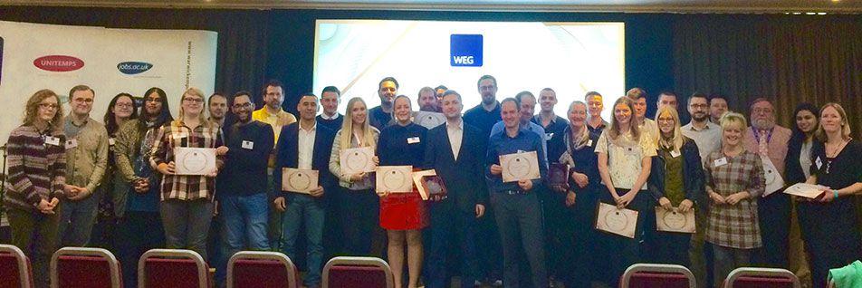 WEG awards 2016