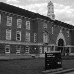 middlesex university branch hendon campus building